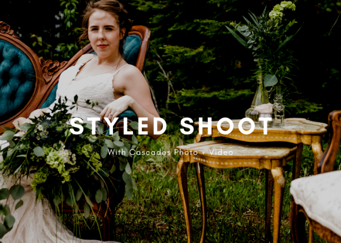 Nostalgic Love Styled Shoot